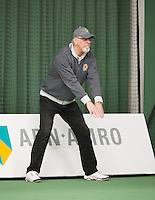 19-01-13, Tennis, Rotterdam, Wildcard for qualification ABNAMROWTT,  Linesman