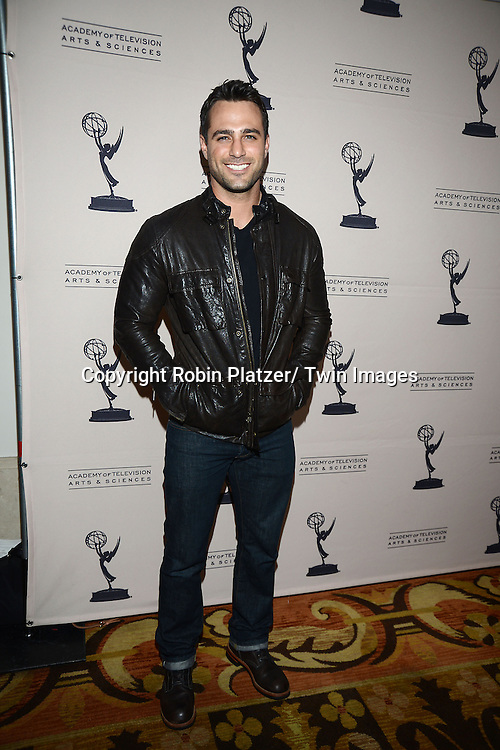 Marco Dapper attends the Academy Of Television Arts & Science Daytime Programming  Peer Group Celebration for the 40th Annual Daytime Emmy Awards Nominees party on June 13, 2013 at the Montage Beverly Hills in Beverly Hills, California.