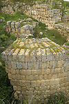 Samaria, the Hellenistic tower in Sebastia
