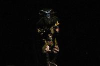SAO PAULO, SP, 01.10.2014 - A BELA E A FERA - Passagem de cena do espetáculo A Bela e a Fera no Teatro Bradesco nesta tarde de quarta-feira , 01. ( Foto: Marcos Moraes / Brazil Photo Press).