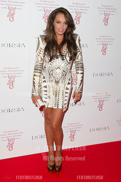 Tamara Ecclestone at Gabrielle's Gala for Cancer Research, Battersea Power Station, London. 07/06/2012 Picture by: Simon Burchell / Featureflash.
