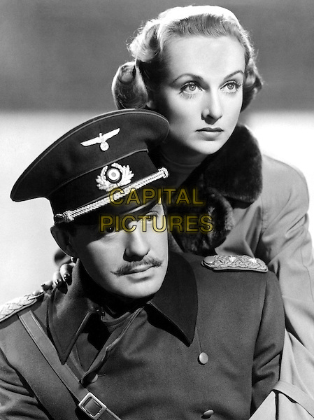 Jack Benny, Carole Lombard<br /> in To Be or Not to Be (1942) <br /> *Filmstill - Editorial Use Only*<br /> CAP/NFS<br /> Image supplied by Capital Pictures
