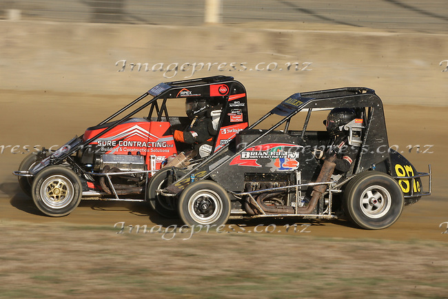 Are similar southern midget racing series