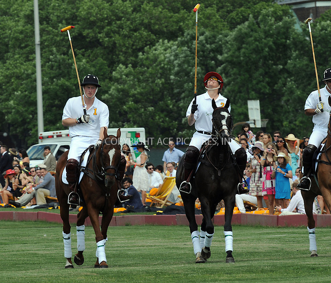 WWW.ACEPIXS.COM . . . . . ....May 30 2009, New York City....HRH Prince Harry at the 2009 Veuve Clicquot Manhattan Polo Classic on Governors Island on May 30, 2009 in New York City.....Please byline: KRISTIN CALLAHAN - ACEPIXS.COM.. . . . . . ..Ace Pictures, Inc:  ..tel: (212) 243 8787 or (646) 769 0430..e-mail: info@acepixs.com..web: http://www.acepixs.com