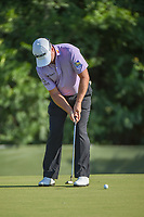 Graeme McDowell (NIR) barely misses his putt on 13 during round 2 of the AT&amp;T Byron Nelson, Trinity Forest Golf Club, at Dallas, Texas, USA. 5/18/2018.<br /> Picture: Golffile | Ken Murray<br /> <br /> <br /> All photo usage must carry mandatory copyright credit (&copy; Golffile | Ken Murray)