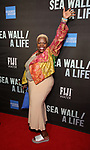 """Lilias White attends the Broadway Opening Night performance of """"Sea Wall / A Life"""" at the Hudson Theatre on August 08, 2019 in New York City."""