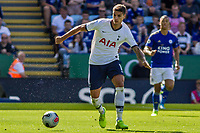 Harry Winks during the Premier League match between Leicester City and Tottenham Hotspur at the King Power Stadium, Leicester, England on 21 September 2019. Photo by James  Gill / PRiME Media Images.