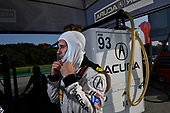 IMSA WeatherTech SportsCar Championship<br /> Michelin GT Challenge at VIR<br /> Virginia International Raceway, Alton, VA USA<br /> Saturday 26 August 2017<br /> 93, Acura, Acura NSX, GTD, Andy Lally<br /> World Copyright: Richard Dole<br /> LAT Images<br /> ref: Digital Image RD_VIR_17_247