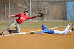 Baseball: Elizabeth at Cranford