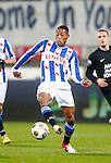 Nederland, Heerenveen, 17 november 2012.Seizoen 2012-2013.Eredivisie .SC Heerenveen-RKC Waalwijk.Rajiv Van La Parra van SC Heerenveen
