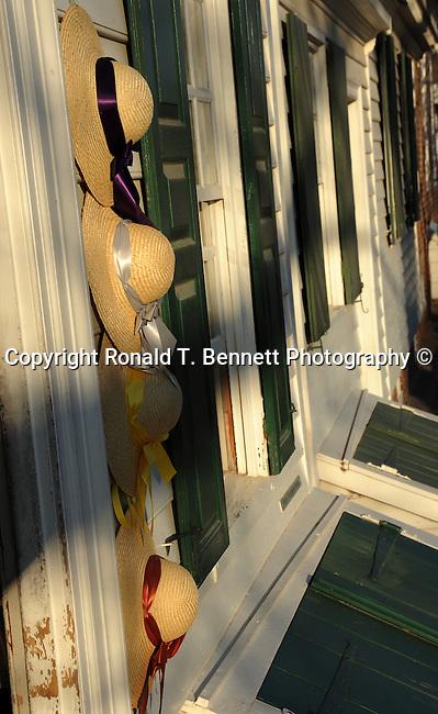 Hats, Colonial Williamsburg,Virginia Fine Art Photography by Ron Bennett, Fine Art, Fine Art photography, Art Photography, Copyright RonBennettPhotography.com ©