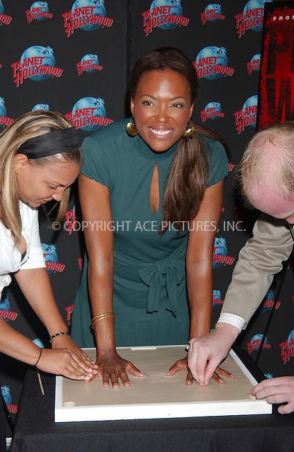 WWW.ACEPIXS.COM . . . . . ....August, 28, 2007. New York City.....Actress Aisha Tyler appears at Planet Hollywood Time Square to promote her new film 'Death Sentence'.....Please byline: KRISTIN CALLAHAN - ACEPIXS.COM.. . . . . . ..Ace Pictures, Inc:  ..(646) 769 0430..e-mail: info@acepixs.com..web: http://www.acepixs.com