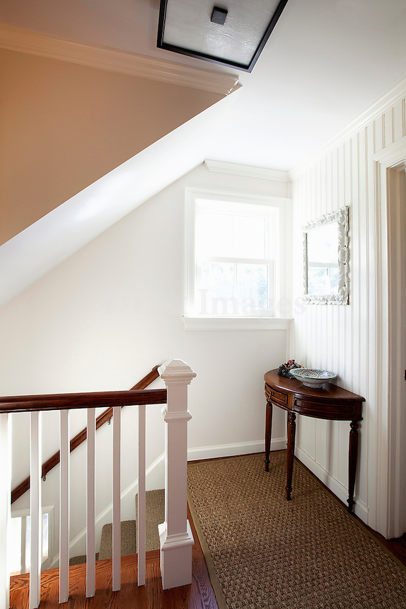 neoclassical staircase