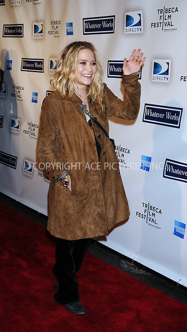 WWW.ACEPIXS.COM . . . . . ....April 22 2009, New York City....Mary-Kate Olsen arriving at the premiere of 'Whatever Works' during the 2009 Tribeca Film Festival at Ziegfeld on April 22, 2009 in New York City.....Please byline: AJ SOKALNER - ACEPIXS.COM.. . . . . . ..Ace Pictures, Inc:  ..tel: (212) 243 8787 or (646) 769 0430..e-mail: info@acepixs.com..web: http://www.acepixs.com