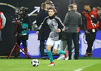 Jonas Hector (Deutschland Germany) - 23.03.2018: Deutschland vs. Spanien, Esprit Arena Düsseldorf