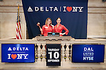 Delta Air Lines, Inc. Reception 9.10.15
