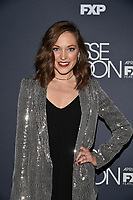 "NEW YORK - APRIL 8: Laura Osnes attends the premiere event for FX's ""Fosse Verdon"" presented by FX Networks, Fox 21 Television Studios, and FX Productions at the Gerald Schoenfeld Theatre on April 8, 2019 in New York City. (Photo by Anthony Behar/FX/PictureGroup)"