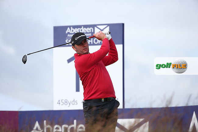 Andrew McArthur (SCO) during Round Two of the 2016 Aberdeen Asset Management Scottish Open, played at Castle Stuart Golf Club, Inverness, Scotland. 08/07/2016. Picture: David Lloyd | Golffile.<br /> <br /> All photos usage must carry mandatory copyright credit (&copy; Golffile | David Lloyd)