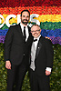 Anthony King and Scott Brown attend the 2019 Tony Awards on June 9, 2019 at Radio City Music Hall in New York, New York, USA.<br /> <br /> photo by Robin Platzer/Twin Images<br />  <br /> phone number 212-935-0770