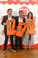 MADRID, SPAIN-May 31: Penelope Cruz and Javier Bardem attenda a charity dinner with the objective of raising funds for Proactive Open Arms to increase their surveillance at Jardines de Cecilio Rodriguez on May 31, 2018 in Madrid, Spain   May31, 2018.  ***NO SPAIN***<br /> CAP/MPI/RJO<br /> &copy;RJO/MPI/Capital Pictures