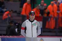 SPEEDSKATING: HAMAR: Vikingskipet, 28-02-2020, ISU World Speed Skating Championships, Sprint, 500m Men, Nico Ihle (GER), ©photo Martin de Jong