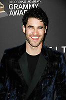 BEVERLY HILLS, CA- FEBRUARY 09: Darren Criss at the Clive Davis Pre-Grammy Gala and Salute to Industry Icons held at The Beverly Hilton on February 9, 2019 in Beverly Hills, California.      <br /> CAP/MPI/IS<br /> ©IS/MPI/Capital Pictures