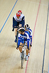 Men's Individual B Sprint Race - London Paralympic Games Track Cycling 2.9.12