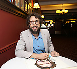 Josh Groban during the Josh Groban Sardi's Portrait Unveiling  at Sardi's on June 2, 2017 in New York City.