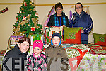 Ballylongford Food & Craft Fair: Attending the Ballylongford Food & Craft Fair at Ballylongford Community centre on Sunday last were Michelle, Lexie & Killian Foley, Deidre O'Brien & Catherine Foley.