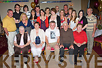 9939-9943.Surprise - Timmy Horgan from O'Rahilly's Villas, now living in Cork, seated centre having a wonderful time with family and friends at his surprise 50th birthday party held in Kerins O'Rahillys GAA Club on Saturday night.......   Copyright Kerry's Eye 2008