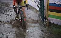 splash!<br /> <br /> Women U23 Race<br /> UCI 2016 cyclocross World Championships