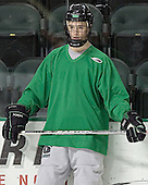 Jonathan Toews - The University of North Dakota Fighting Sioux took part in the morning skate on Saturday, December 10, 2005, at Ralph Engelstad Arena in Grand Forks, North Dakota.