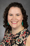 Mary Bridget Kustusch, Assistant Professor, Physics, College of Science and Health, DePaul University, is pictured Sept. 13, 2018. (DePaul University/Jeff Carrion)