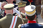 Lieutenant General Fernando Alejandre, JEMAD, Chief of Staff for Defense attends the Armed Forces Day. May 27 ,2017. (ALTERPHOTOS/Acero)
