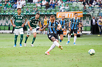 São Paulo (SP), 24/11/2019 - Palmeiras-Grêmio - Everton do Grêmio. Partida entre Palmeiras e Grêmio pela 34ª rodada do Campeonato Brasileiro no Allianz Parque, em São Paulo (SP), domingo (24).