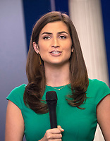 Kaitlin Collins - Sarah Sanders White House Briefing