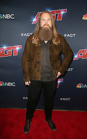 """HOLLYWOOD, CA - SEPTEMBER 10: Chris Kläfford, at """"America's Got Talent"""" Season 14 Live Show Red Carpet at The Dolby Theatre  in Hollywood, California on September 10, 2019. Credit: Faye Sadou/MediaPunch"""