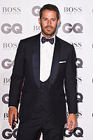 Jamie Redknap at the the GQ Men of the Year Awards 2017 at the Tate Modern, London, UK. <br /> 05 September  2017<br /> Picture: Steve Vas/Featureflash/SilverHub 0208 004 5359 sales@silverhubmedia.com