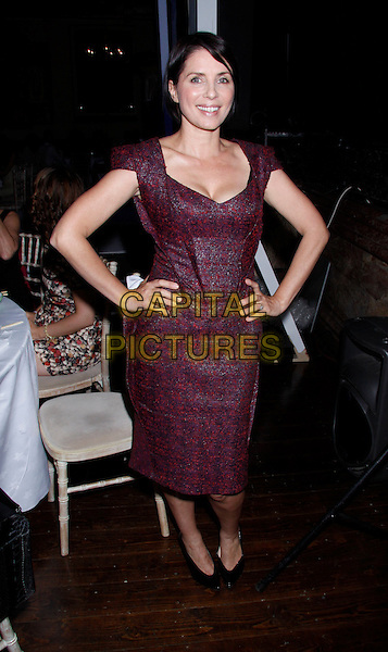 Sadie Frost.Trust In Fashion in aid of the Rainbow Trust Children's Charity- launch event..One Mayfair, North Audley Street, London, England 29th June 2011.CAP/COA.©COA/Capital Pictures.