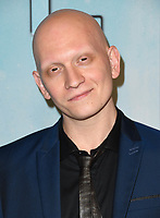 "10 January 2019 - Hollywood, California - Anthony Carrigan . ""True Detective"" third season premiere held at Directors Guild of America.   <br /> CAP/ADM/BT<br /> ©BT/ADM/Capital Pictures"