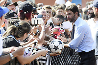 Villar Perosa (To) 17-08-2017 friendly Match Juventus A - Juventus B / foto Daniele Buffa/Image Sport/Insidefoto<br /> nella foto: Andrea Agnelli