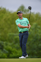 Padraig Harrington (IRL) watches his tee shot on 4 during round 3 of the AT&T Byron Nelson, Trinity Forest Golf Club, Dallas, Texas, USA. 5/11/2019.<br /> Picture: Golffile | Ken Murray<br /> <br /> <br /> All photo usage must carry mandatory copyright credit (© Golffile | Ken Murray)