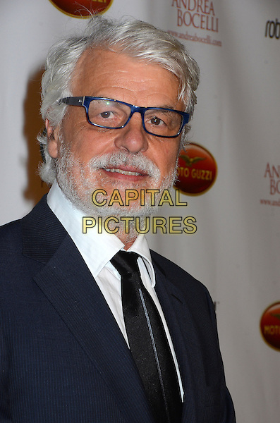 Michele Placido<br /> Simin Hope Foundation presents &quot;A Celebration of All Fathers? Gala with a special appearance by Andrea Bocelli at Paramount Studios in Hollywood,  Santa Monica, CA, USA, 2nd June 2013.<br /> portrait headshot beard facial hair navy blue suit tie glasses <br /> CAP/ADM/BT<br /> &copy;Birdie Thompson/AdMedia/Capital Pictures