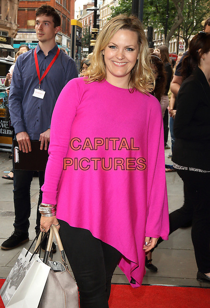 Jo Joyner at the The Truth Press Night at Wyndhams Theatre, London UK, 27th June 2016<br /> CAP/ROS<br /> &copy;Steve Ross/Capital Pictures