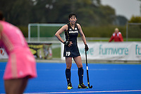 International Festival of Hockey -  The Hawke's Bay Cup Japan v Agrentina at Hastings Regional Sports Park, Hasting, New Zealand on Saturday 18 April 2015.<br /> Photo by Masanori Udagawa. <br /> www.photowellington.photoshelter.com.