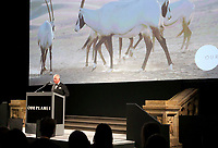 04 April 2019 - London, England - Prince Charles Prince of Wales, Sir David Attenborough at Our Planet Global Premiere held at the Natural History Museum in London. Photo Credit: ALPR/AdMedia