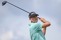 Brendan Steele (USA) watches his tee shot on 8 during round 3 of the Arnold Palmer Invitational at Bay Hill Golf Club, Bay Hill, Florida. 3/9/2019.<br /> Picture: Golffile | Ken Murray<br /> <br /> <br /> All photo usage must carry mandatory copyright credit (© Golffile | Ken Murray)