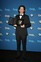 BEVERLY HILLS, CA - FEBRUARY 3: Brian Smith in the press room at the 70th Annual DGA Awards at The Beverly Hilton Hotel in Beverly Hills, California on February 3, 2018. <br /> CAP/MPI/FS<br /> &copy;FS/MPI/Capital Pictures