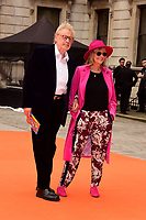 www.acepixs.com<br /> <br /> June 7 2017, London<br /> <br /> Twiggy &amp; Leigh Lawson arriving at the Royal Academy Of Arts Summer Exhibition preview party at the Royal Academy of Arts on June 7, 2017 in London, England.<br /> <br /> By Line: Famous/ACE Pictures<br /> <br /> <br /> ACE Pictures Inc<br /> Tel: 6467670430<br /> Email: info@acepixs.com<br /> www.acepixs.com