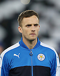 Leicester's Andy King during the Champions League group B match at the King Power Stadium, Leicester. Picture date November 22nd, 2016 Pic David Klein/Sportimage